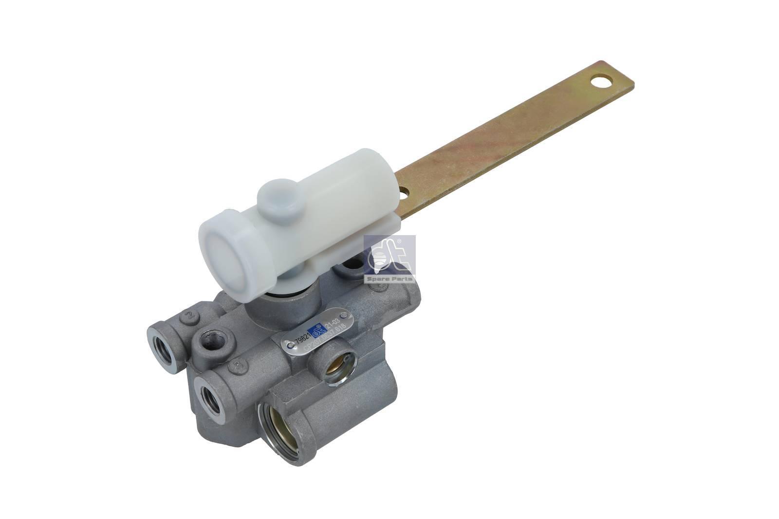 Level valve