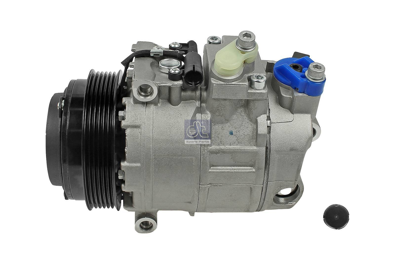 DT 4 66350 Compressor, air conditioning, oil filled 0002306811