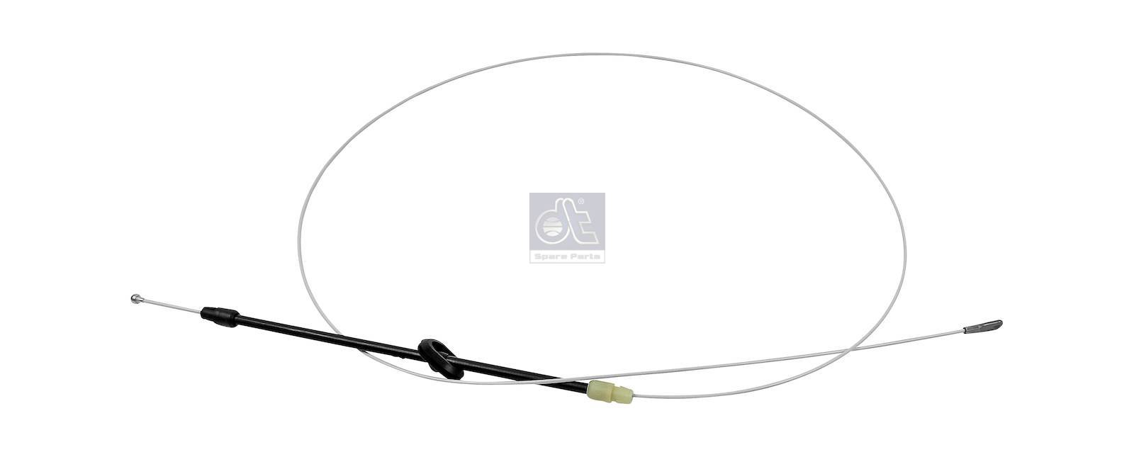 DT 4 68253 Control wire, parking brake suitable for Mercedes