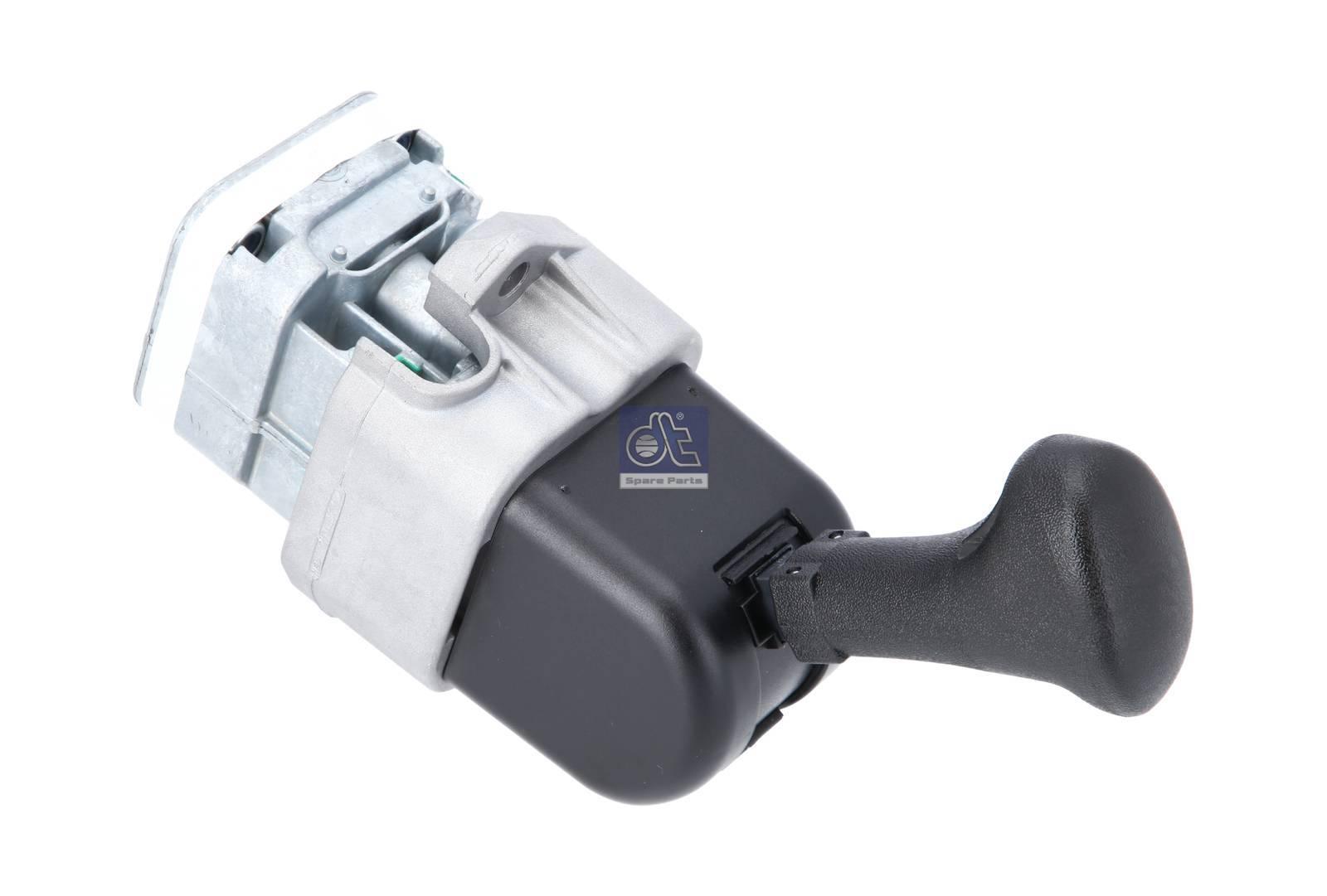Тормозной кран с ручным управлением