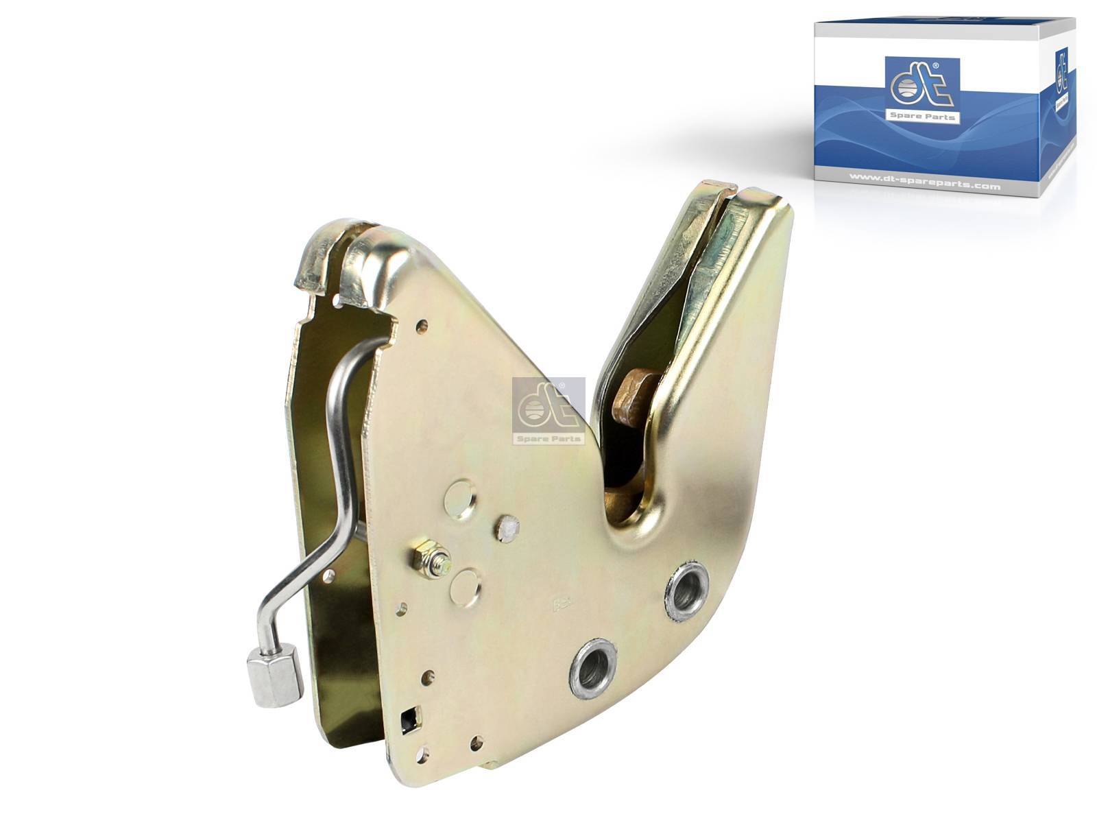 Cabin lock, without sensor