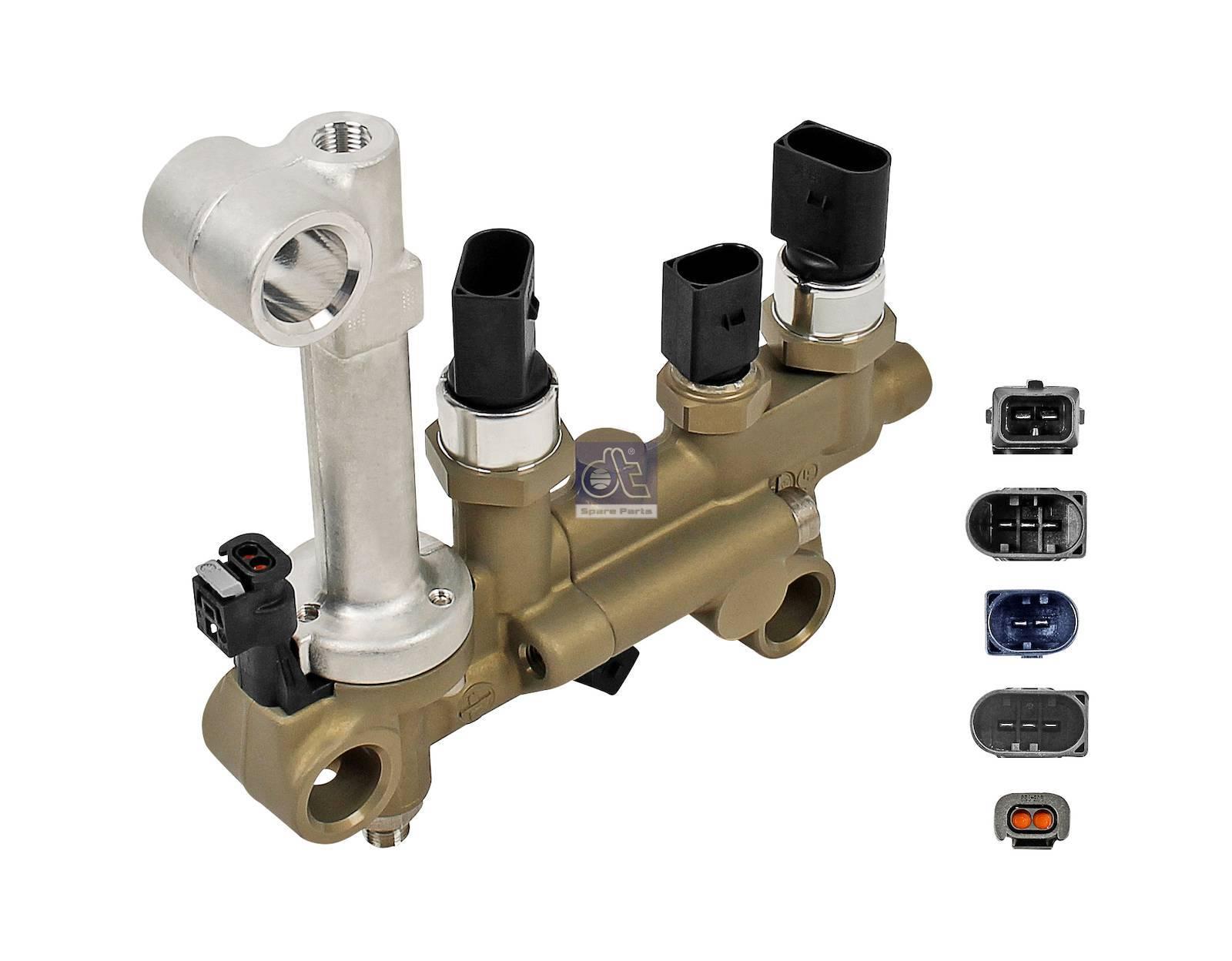 DT 4 69783 Dosing module, urea injection 0001404139 suitable for