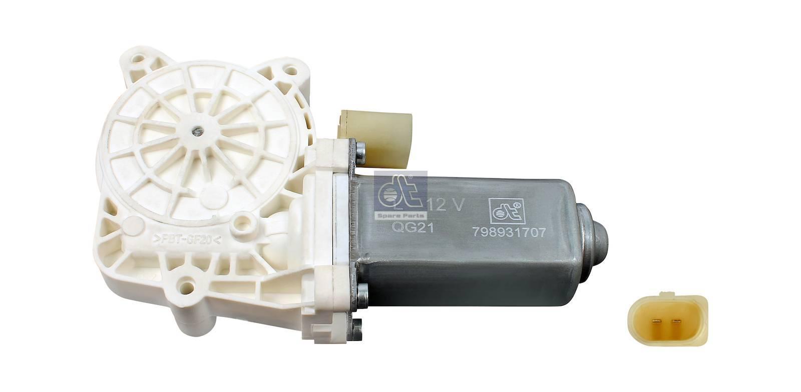 Window lifter motor, left
