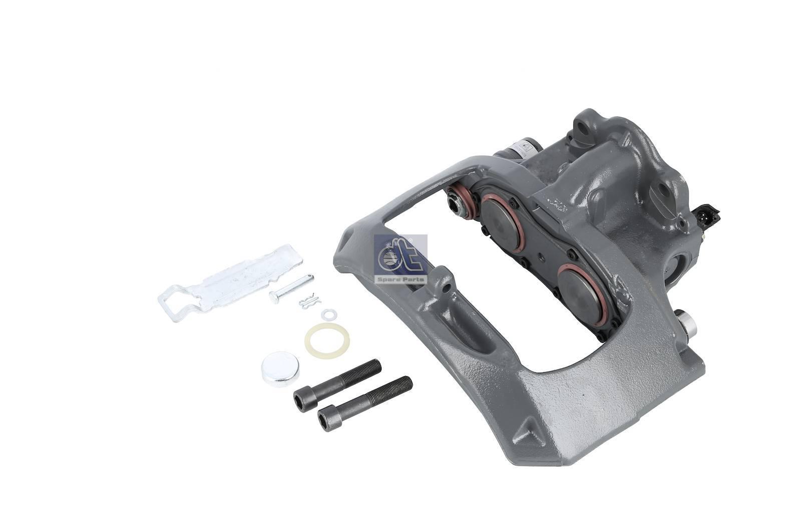 Pinça de freio, esquerda, reman. / sem retorno peça usada