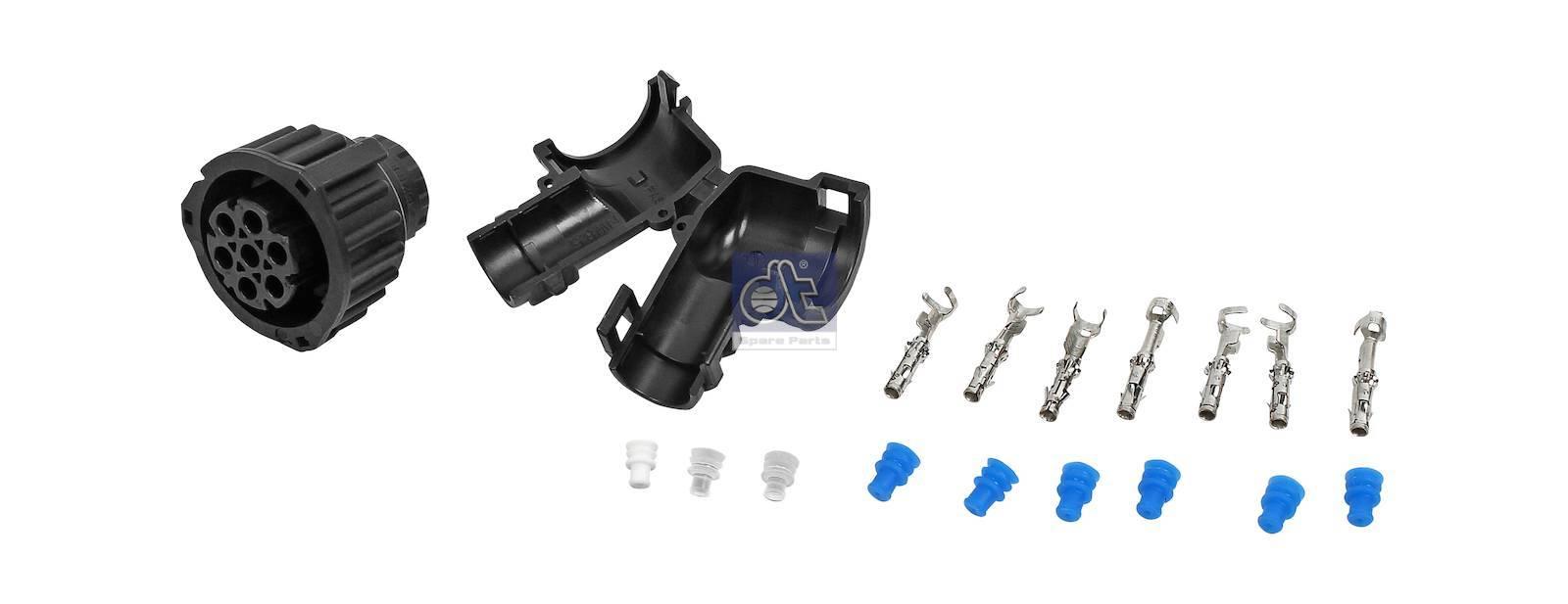 Repair kit, plug