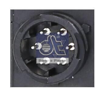 Déssiccateur, complet avec valve
