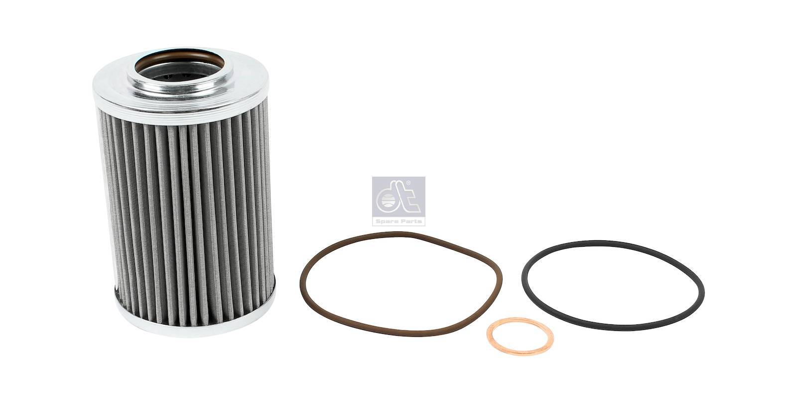Oil filter, gearbox