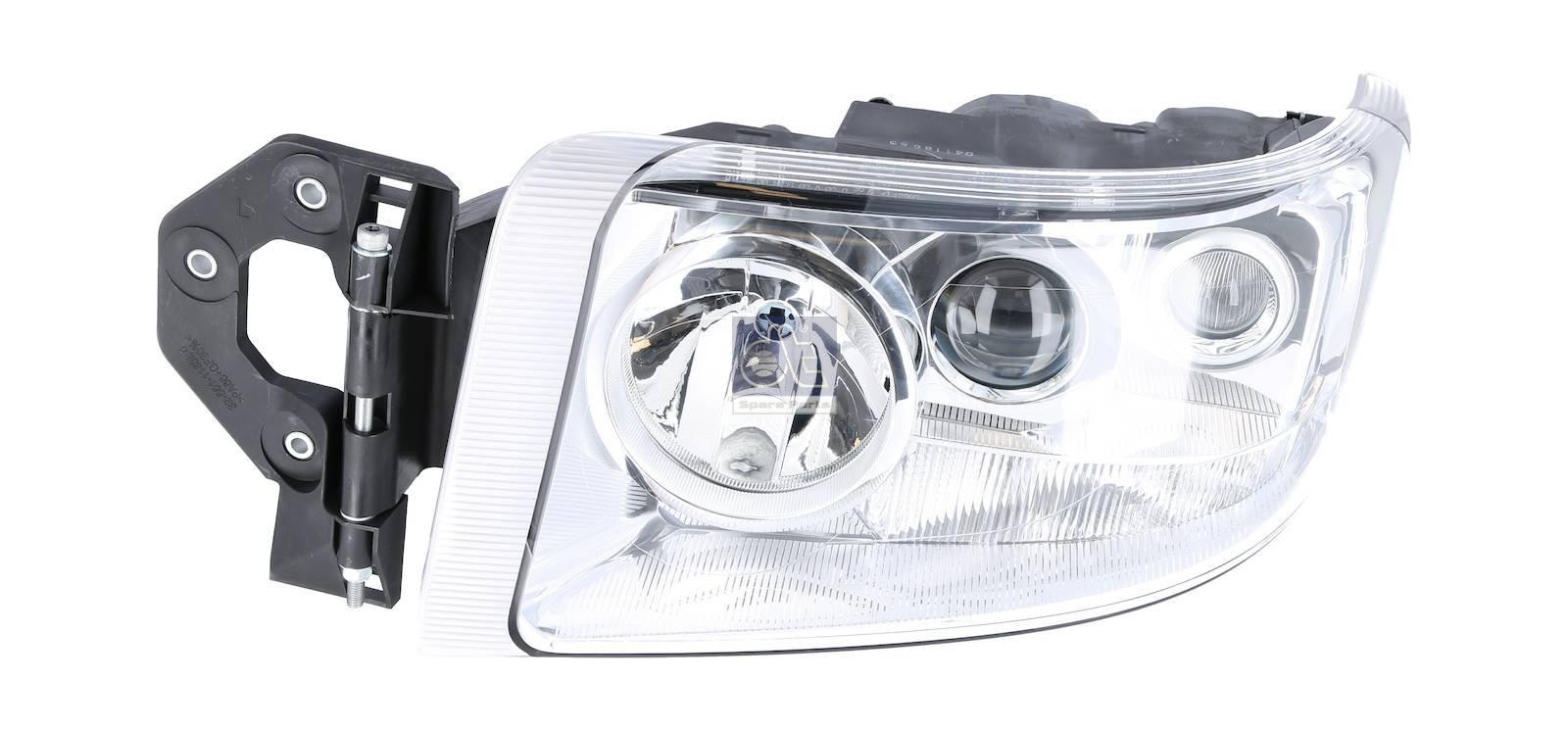 Headlamp, left