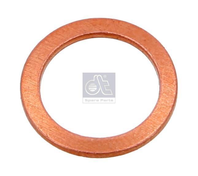 Arandela de cobre