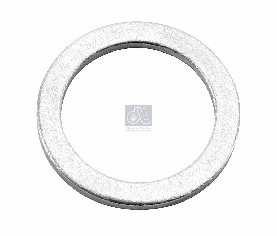 Уплотнительное кольцо алюминиевое