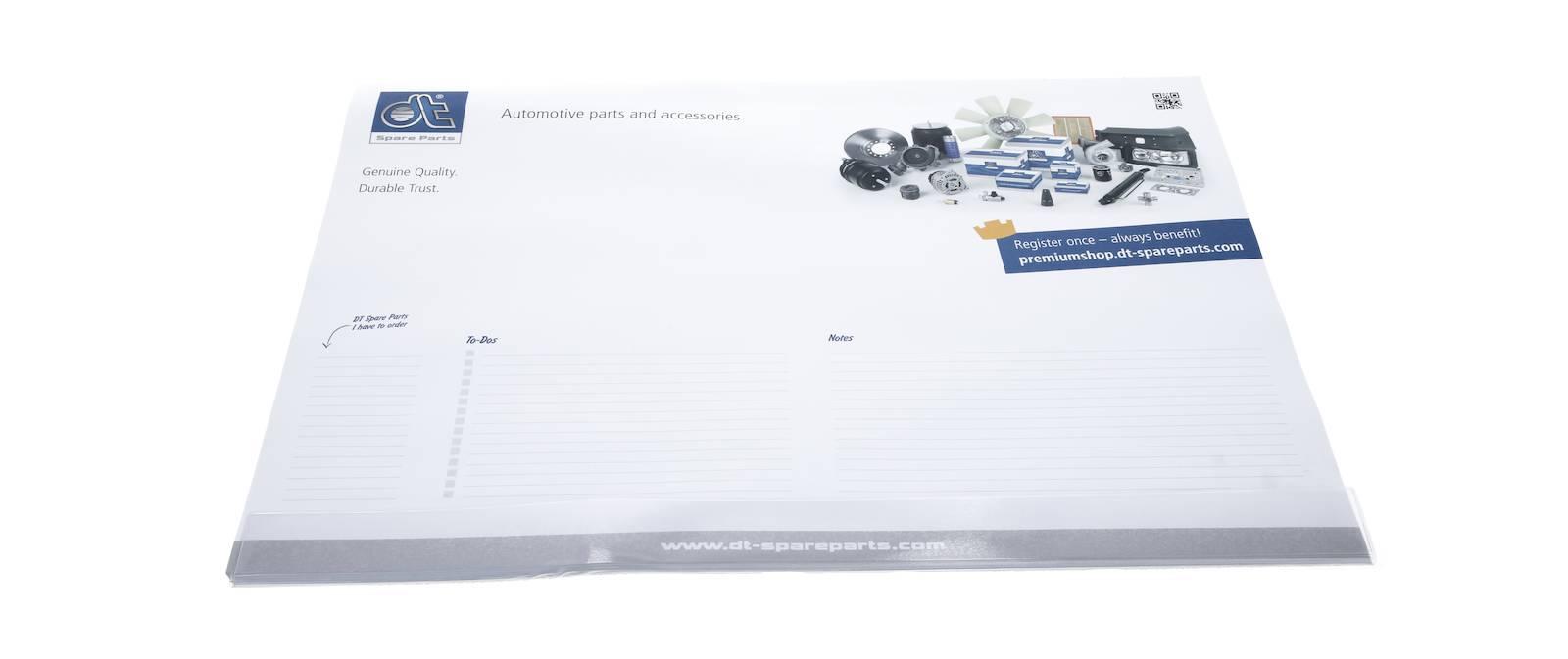 Base de hojas de papel para escritorio