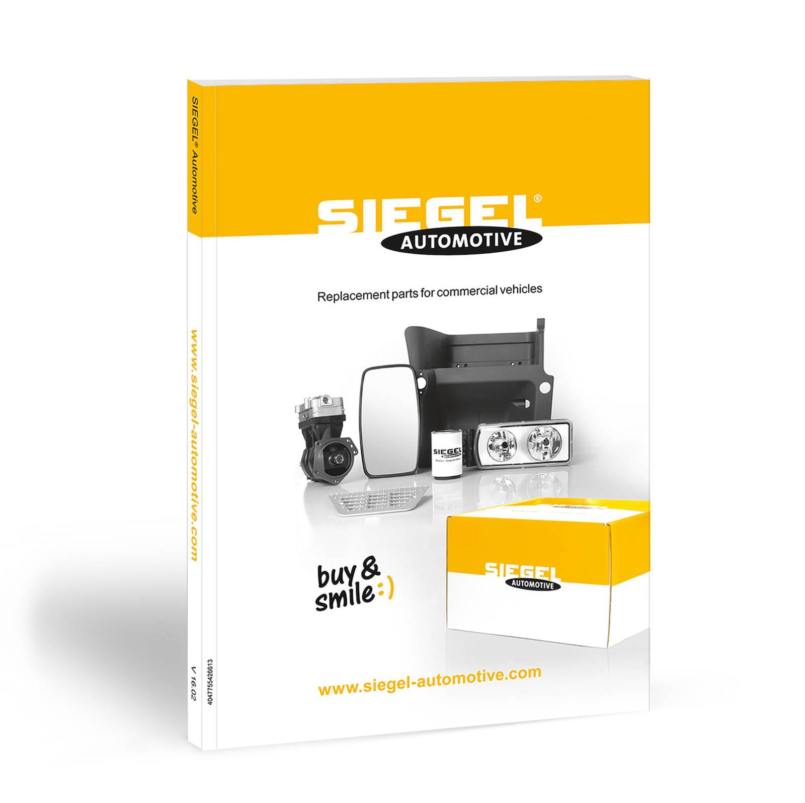 Catalogue SIEGEL Automotive