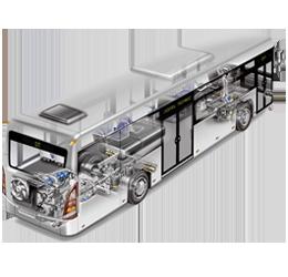 Bus-Ersatzteile